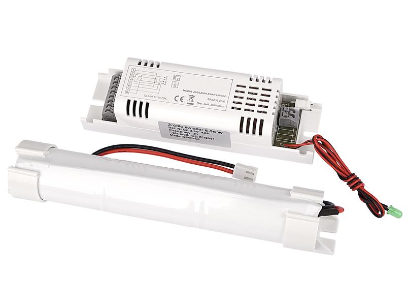 Nouzový zdroj Primus s baterií, výkon 4W