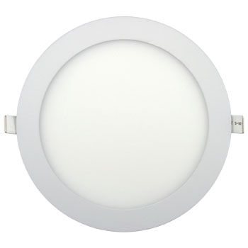 LED vestavný mini panel 24W kruh bílý 1625 lm 4000K